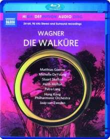 Richard Wagner (1813-1883): Die Walküre, Blu-ray Audio