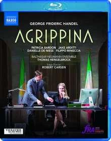 Georg Friedrich Händel (1685-1759): Agrippina, Blu-ray Disc