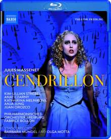 Jules Massenet (1842-1912): Cendrillon, Blu-ray Disc