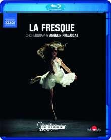 Angelin Preljocaj - La Fresque, Blu-ray Disc