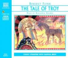 Flynn,Benedict:The Tale of Troy, 2 CDs