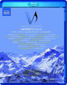 Verbier Festival - The 25th Anniversary Concert, Blu-ray Disc