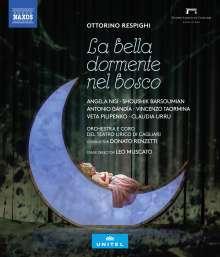 Ottorino Respighi (1879-1936): La Belle Dormente nel bosco, Blu-ray Disc