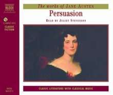 Austen,Jane:Persuasion (in engl.Spr.), 3 CDs