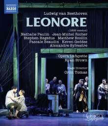 "Ludwig van Beethoven (1770-1827): Leonore (Urfassung von ""Fidelio""), Blu-ray Disc"