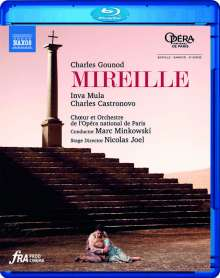 Charles Gounod (1818-1893): Mireille, Blu-ray Disc