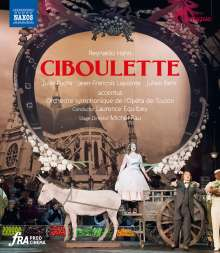 Reynaldo Hahn (1875-1947): Ciboulette, Blu-ray Disc