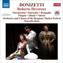 Gaetano Donizetti (1797-1848): Roberto Devereux, 2 CDs