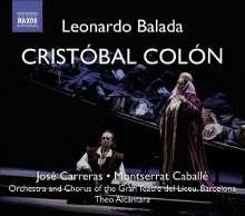 Leonardo Balada (geb. 1933): Cristobal Colon, 2 CDs