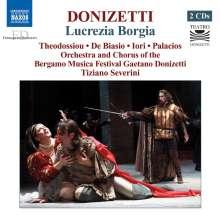 Gaetano Donizetti (1797-1848): Lucrezia Borgia, 2 CDs