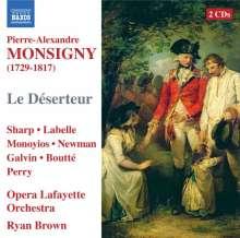 Pierre-Alexandre Monsigny (1729-1817): Le Deserteur, 2 CDs