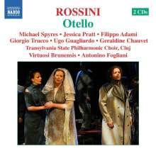 Gioacchino Rossini (1792-1868): Otello, 2 CDs