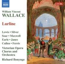 William Vincent Wallace (1812-1865): Lurline, 2 CDs