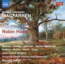 George Alexander Macfarren (1813-1887): Robin Hood, 2 CDs
