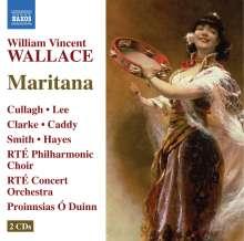 William Vincent Wallace (1812-1865): Maritana, 2 CDs