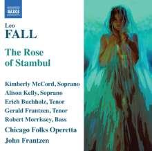 Leo Fall (1873-1925): Die Rose von Stambul (in engl.Spr.), 2 CDs