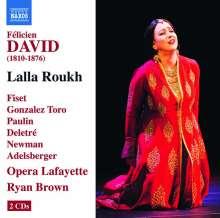 Felicien Cesar David (1810-1876): Lalla Roukh, 2 CDs