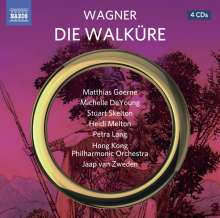 Richard Wagner (1813-1883): Die Walküre, 4 CDs