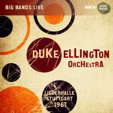 Duke Ellington (1899-1974): Liederhalle Stuttgart 1967, CD