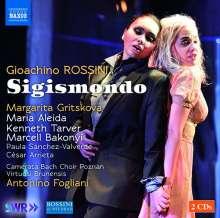 Gioacchino Rossini (1792-1868): Sigismondo, 2 CDs