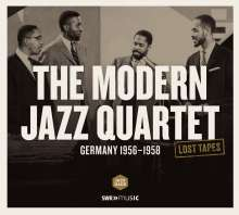 The Modern Jazz Quartet: Lost Tapes: Germany 1956 - 1958, CD