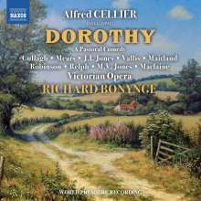 Alfred Cellier (1844-1891): Dorothy, CD