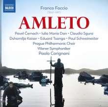 Franco Faccio (1840-1891): Amleto (Hamlet), 2 CDs
