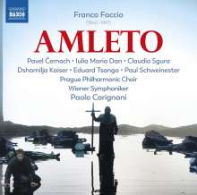 Franco Faccio (1840-1891): Amleto (Hamlet), CD