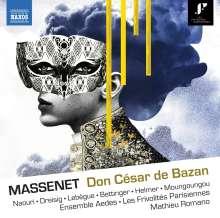Jules Massenet (1842-1912): Don Cesar de Bazan, 2 CDs