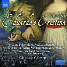 Gioacchino Rossini (1792-1868): Eduardo e Cristina, 2 CDs