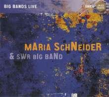 Maria Schneider: Maria Schneider & SWR Big Band, 2 CDs