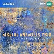 Nikolas Anadolis: Enjoy Jazz Festival 2014, CD