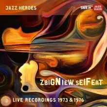 Zbigniew Seifert (1946-1979): Live Recordings 1973 & 1976, CD