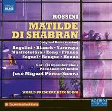 Gioacchino Rossini (1792-1868): Matilde di Shabran, 3 CDs