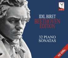 Idil Biret - Beethoven-Edition (Klaviersonaten Nr.1-32), 10 CDs