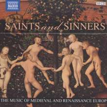 "Musik aus Mittelalter & Renaissance ""Saints and Sinners"", 10 CDs"