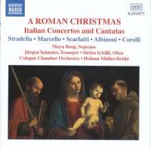 Römische Weihnacht - Italienische Kantaten & Concerti, CD