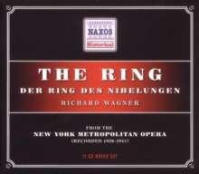 Richard Wagner (1813-1883): Der Ring des Nibelungen, 11 CDs