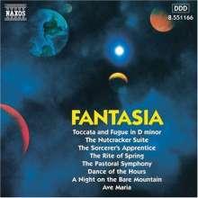 Fantasia, CD