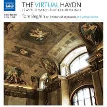 Joseph Haydn (1732-1809): Sämtliche Klavierwerke, 12 CDs