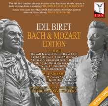 Idil Biret - Bach & Mozart Edition, 12 CDs