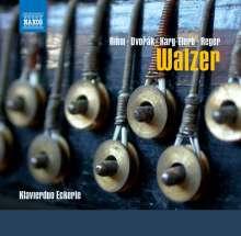 Klavierduo Eckerle - Walzer, CD