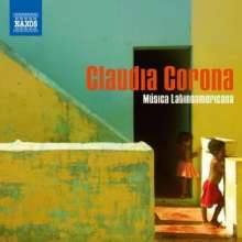 Claudia Corona - Musica Latinoamericana, CD