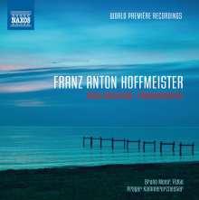Franz Anton Hoffmeister (1754-1812): Flötenkonzerte Nr.21 & 24, CD