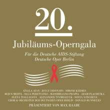20.Festliche Operngala für die Deutsche AIDS-Stiftung, 2 CDs