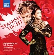 Amadeus Guitar Duo - Spanish Night, CD