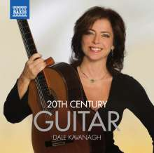 Dale Kavanagh - 20th Century Guitar, CD