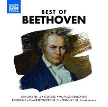 "Naxos-Sampler ""Best of Beethoven"", CD"