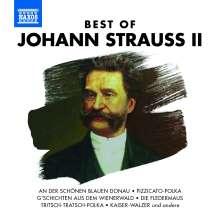 "Naxos-Sampler ""Best of Johann Strauss II"", CD"