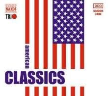 American Classics (Naxos-Trio), 3 CDs
